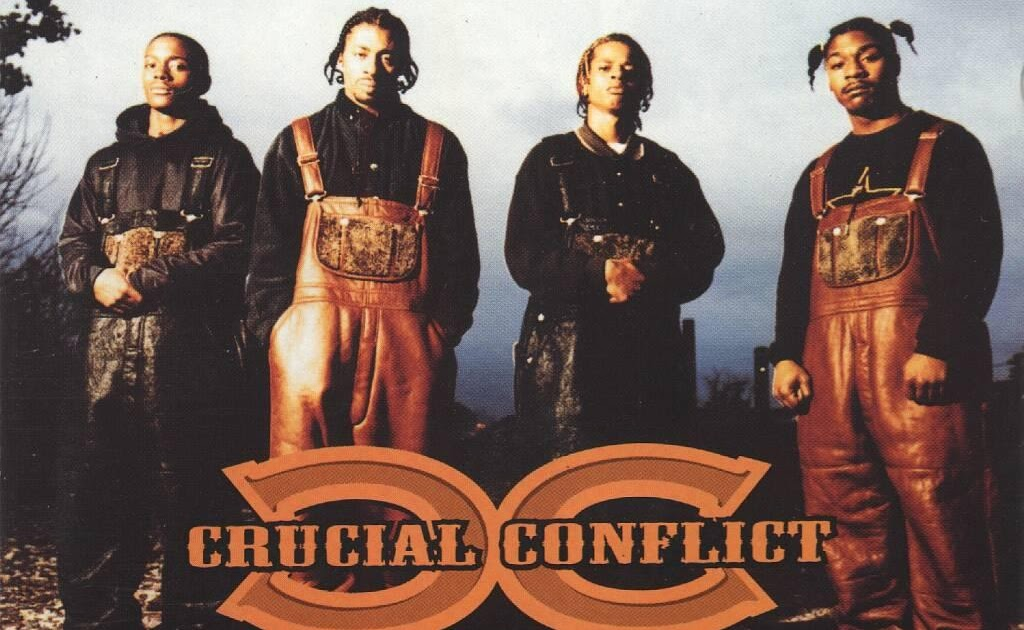 187ᵘᵐ Killah Crucial Conflict The Final Tic 1996
