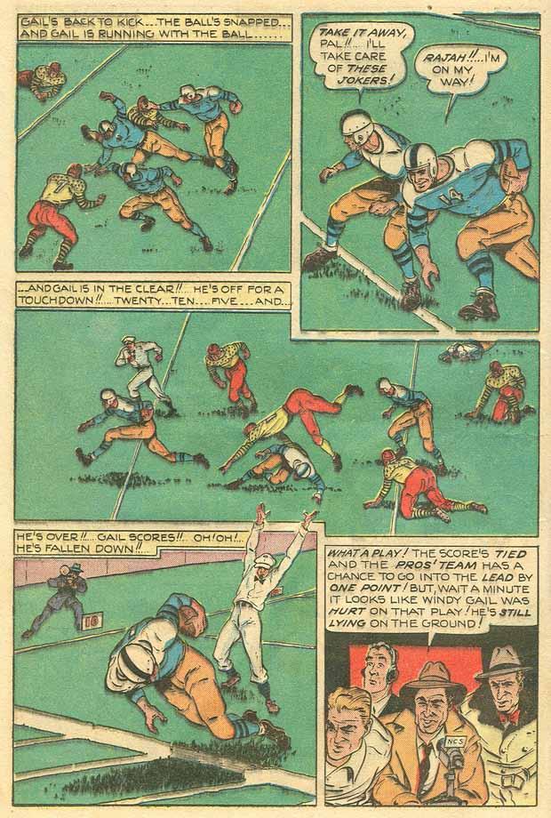 Read online Shadow Comics comic -  Issue #79 - 19