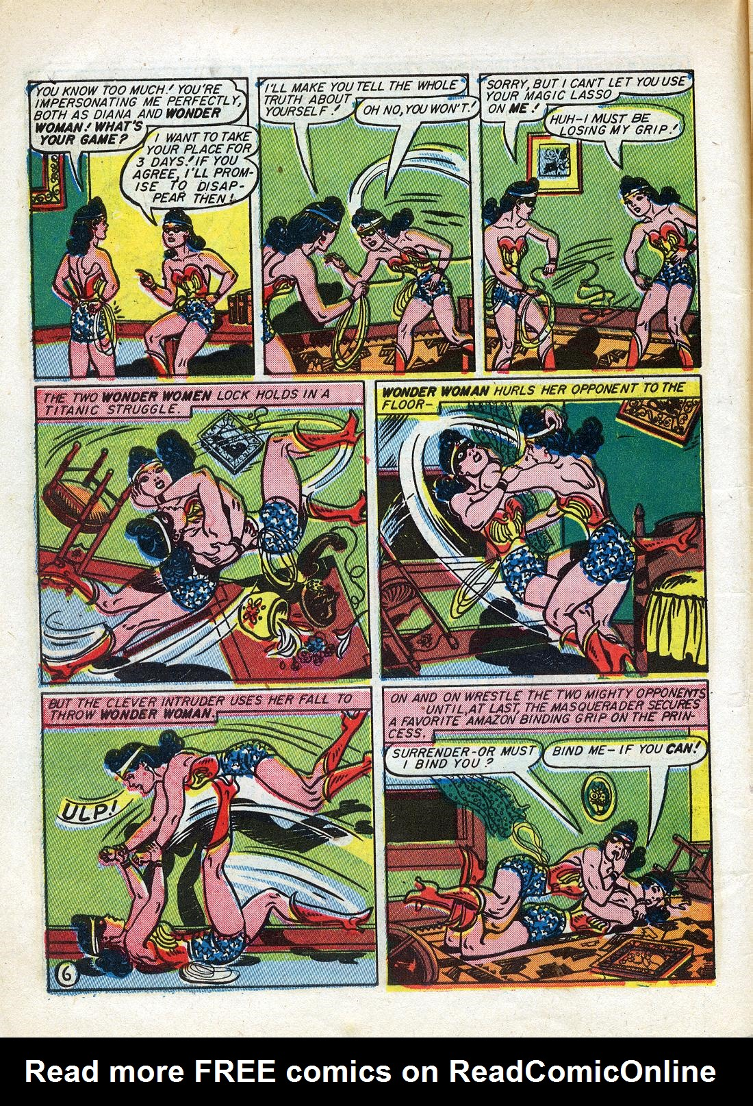 Read online Sensation (Mystery) Comics comic -  Issue #26 - 8