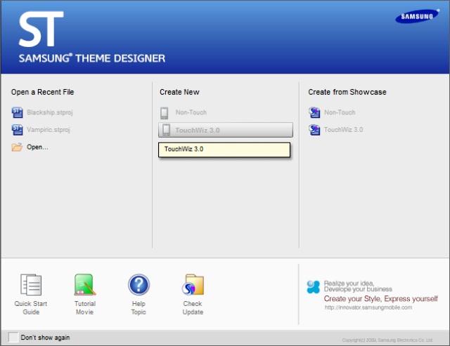 bada Indonesia: Membuat Tema sendiri dengan Samsung Theme Designer