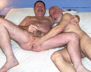 Maduro gay gordo