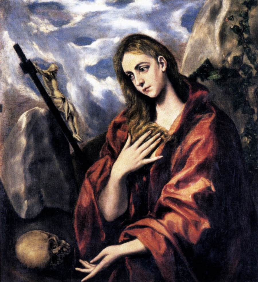 Reparation in honor of St. Mary Magdalene | The New ...