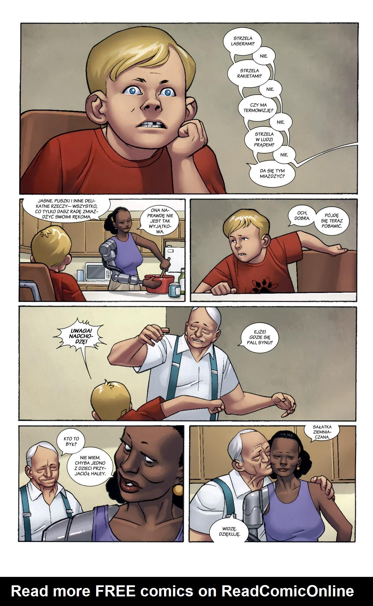 Read online Destroyer comic -  Issue #1 - 10