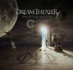 Pochette de l'album de Dream Theater - Black Clouds & Silver Linings (3-CD Deluxe Edition)