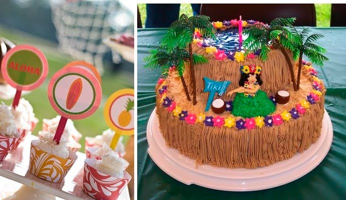 Decoration42 fiesta hawaiana decoracion - Fiesta hawaiana ideas decoracion ...