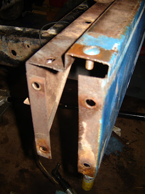 F150 Truck Bed Replacement >> 1956 F-250 Longbed crossmember sizes - Ford Truck ...