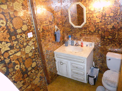 Learning To Trust Our Ridiculously Ugly Bathroom
