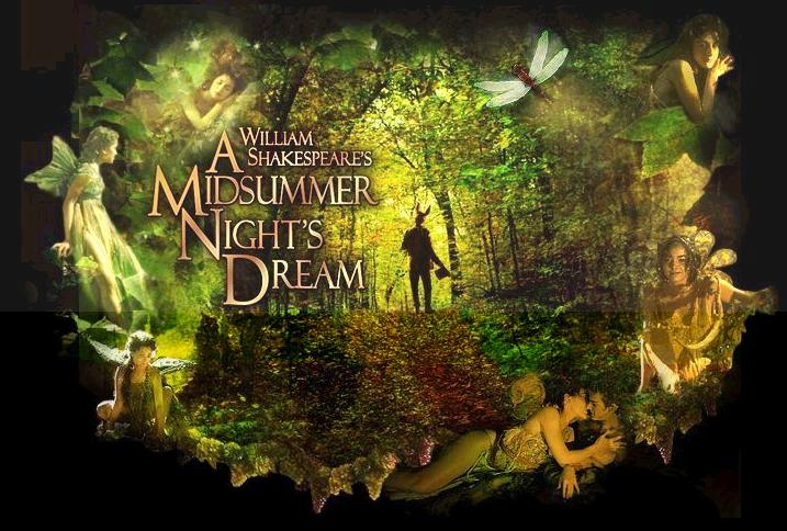 The theme of love in william shakespeares as you like it and midsummers night dream
