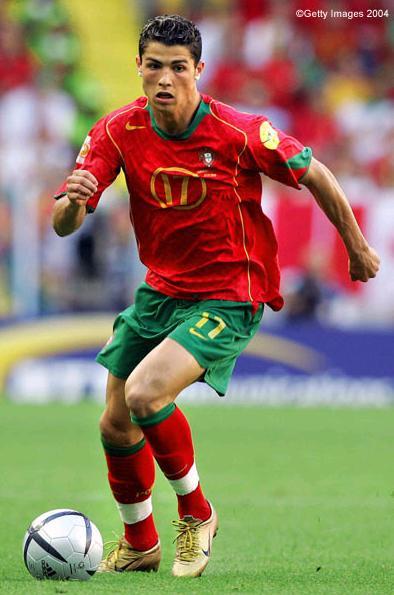 lo mejor del futbol: Cristiano Ronaldo y sus mejores jugadas