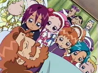 Naruto,Pretty Cure,Ojamajo Doremi,Bleach Crossover: Naruto