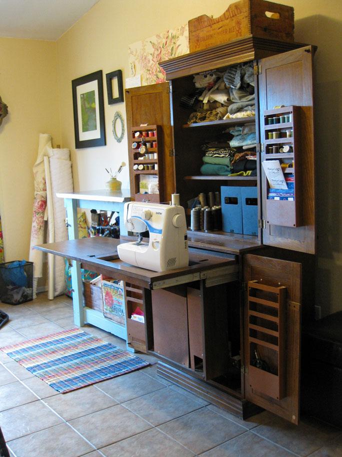 Sew Over It Studio Mini Makeover
