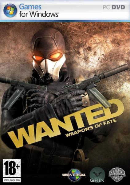 Wanted Weapons Of Fate Pc Action Games Free Full