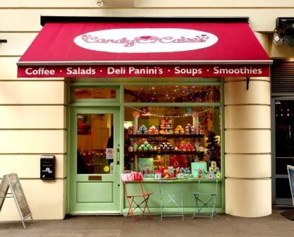 Cake Shops Covent Garden London