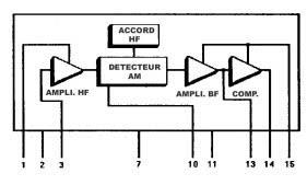 Electronique Schéma: Un micro espion UHF