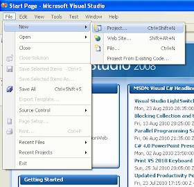 Asp. Net web forms tutorial: user controls examples.