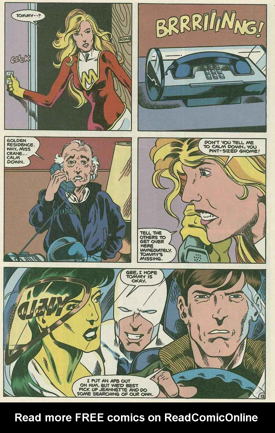Elementals (1984) issue Special 1 - Page 15