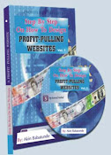 Step by step on how to create a profit pulling website