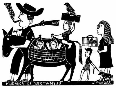 Arte Popular Do Brasil J Borges