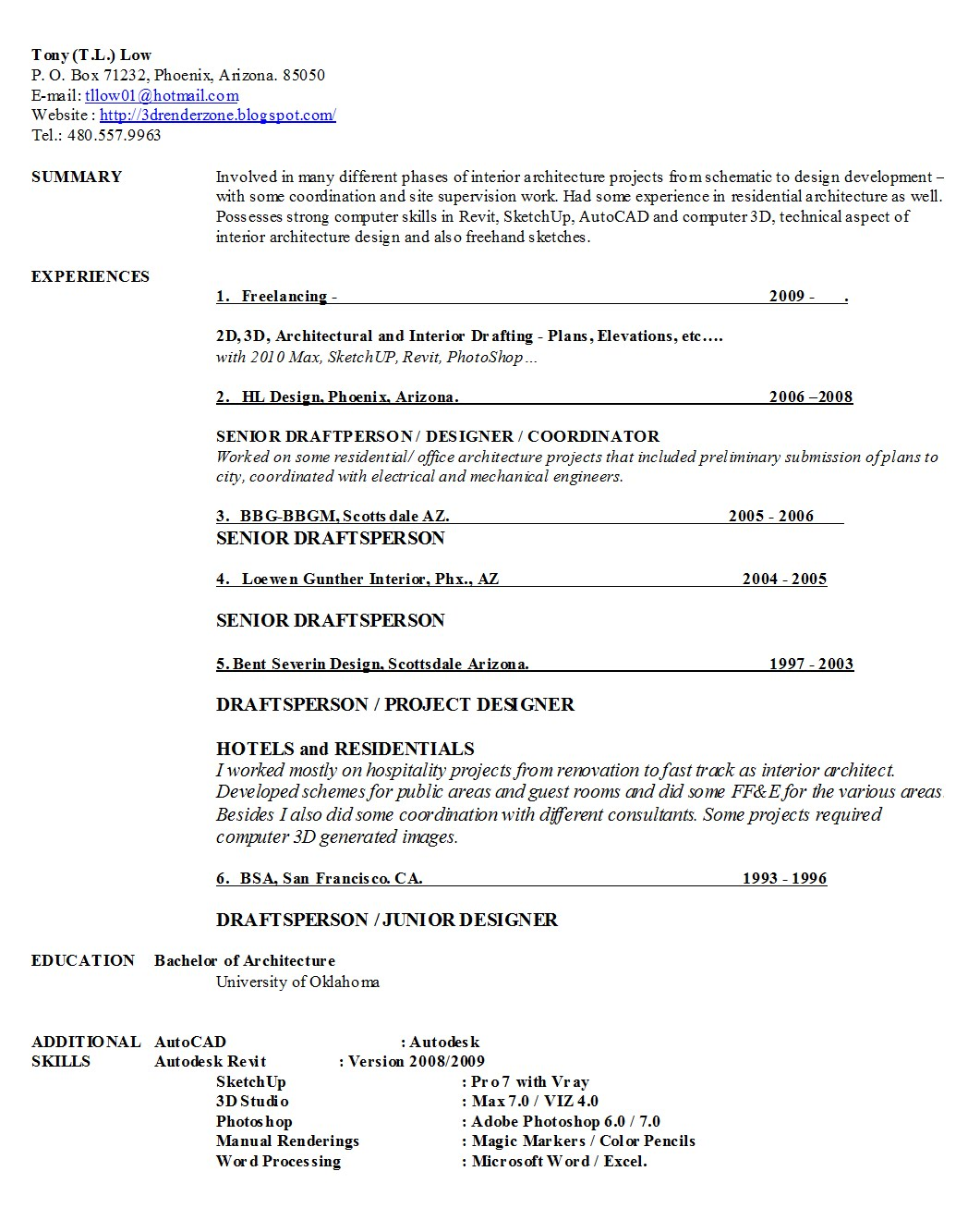 How Not to Go About a Programming Assignment need help my resume ...