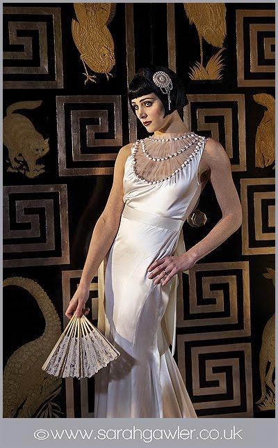 mariages r tro robes de mari es ann es 20 et ambiance art. Black Bedroom Furniture Sets. Home Design Ideas