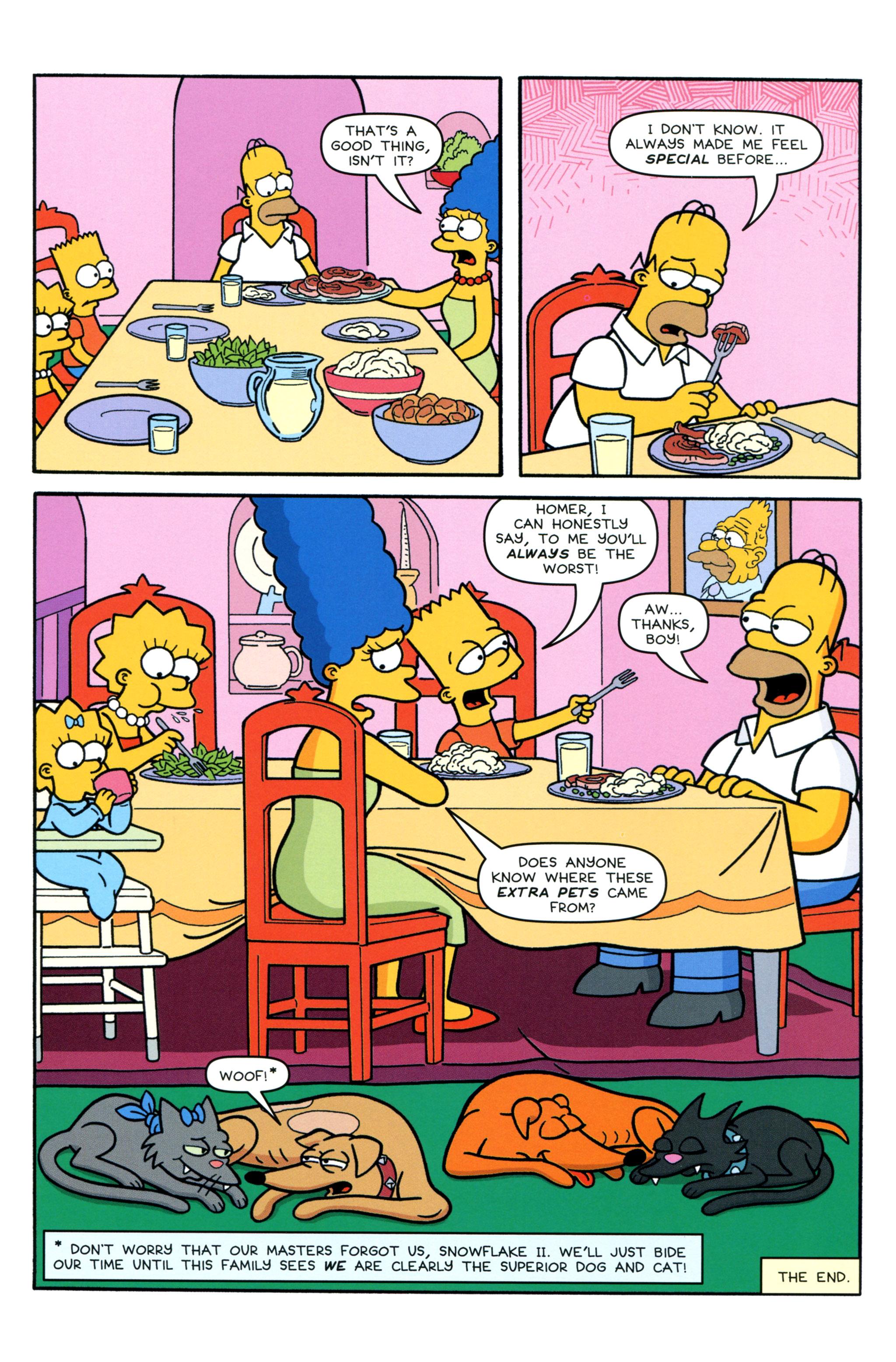 Read online Simpsons Comics Presents Bart Simpson comic -  Issue #90 - 26