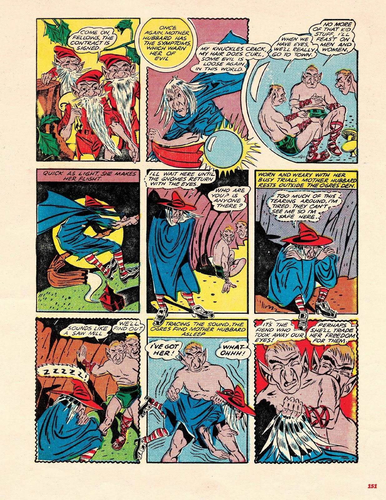 Read online Super Weird Heroes comic -  Issue # TPB 2 (Part 2) - 51