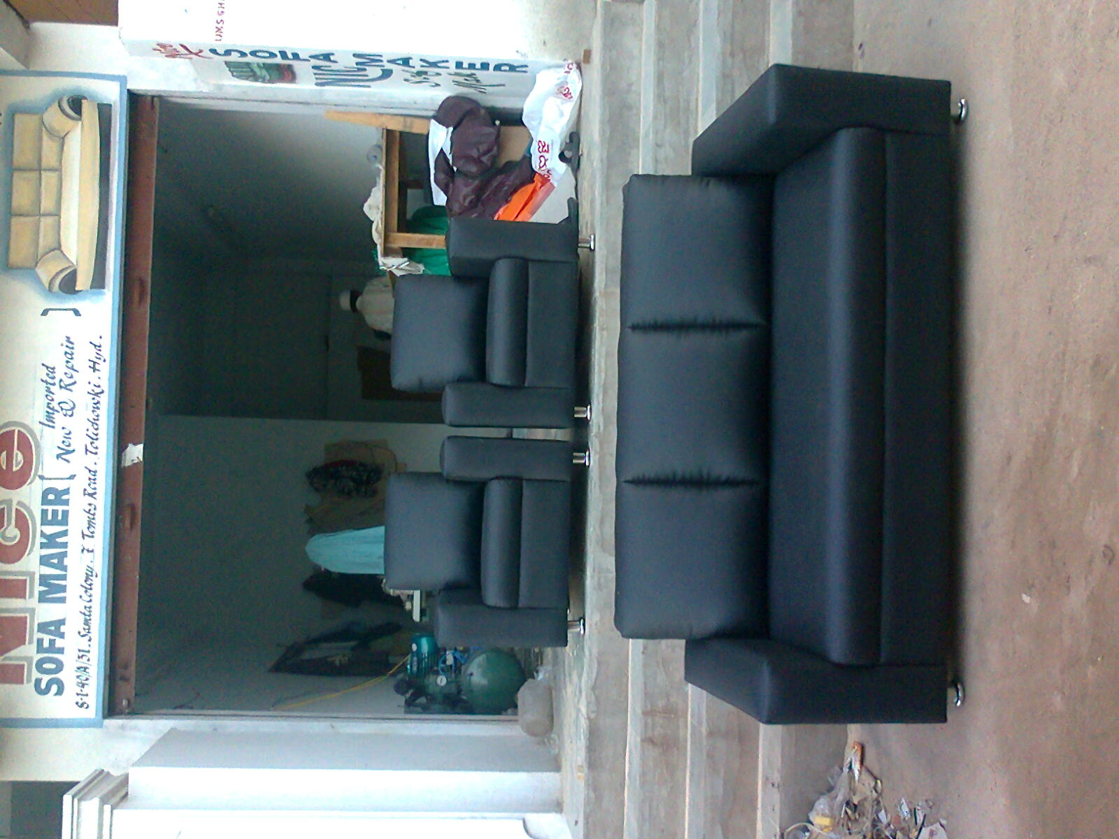 Sofa Set Repair In Hyderabad Nice Sofa Maker Imported New And Repair
