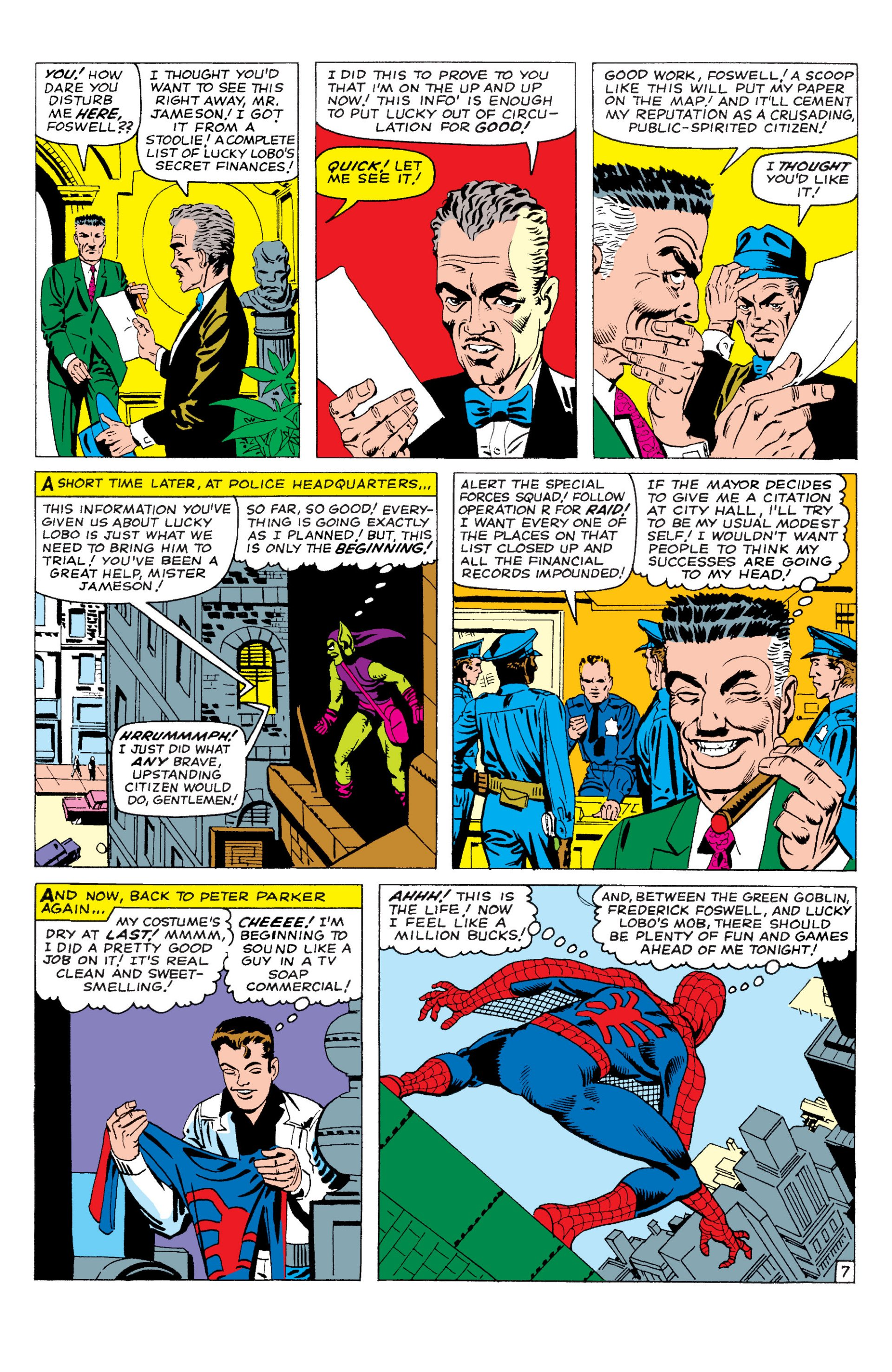 The Amazing Spider-Man (1963) 23 Page 7