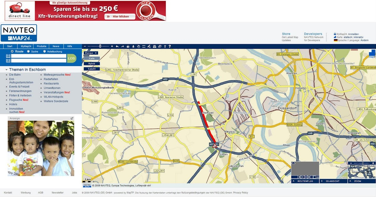 Maps24 Google