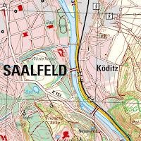 Topographische Karte Thüringen.Landkartenblog Nicht Zu Empfehlen Topographische Karten Im Maßstab