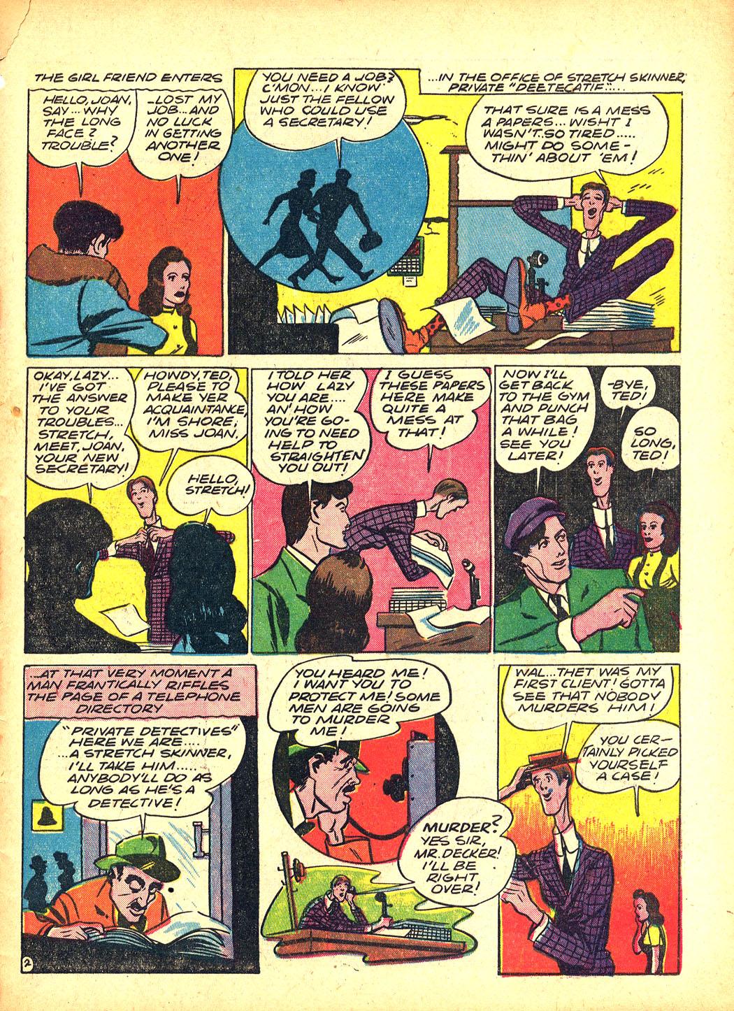 Read online Sensation (Mystery) Comics comic -  Issue #5 - 57