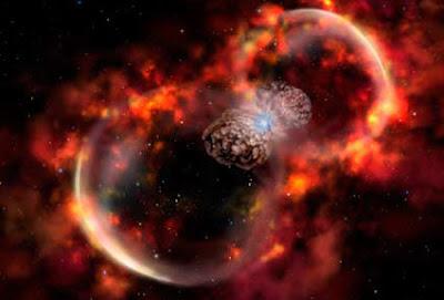 La Implosión de las estrellas : Blog de Emilio Silvera V.