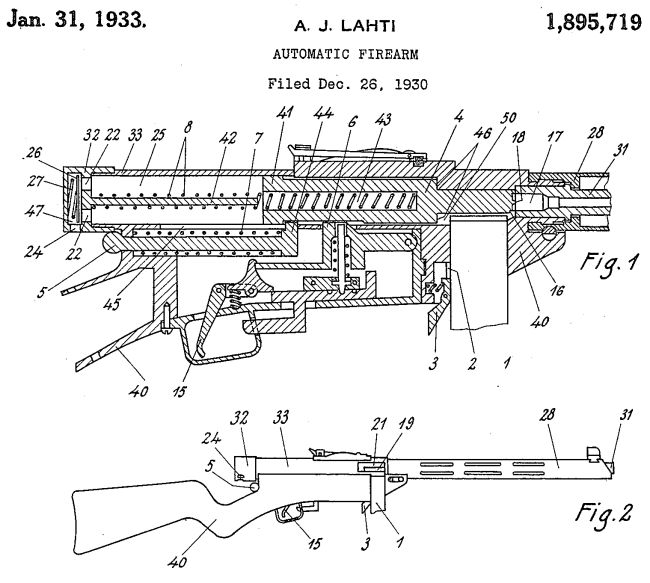 Machines for War: Suomi submachine gun