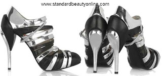 strappy shoe +standardbeautyonline.com Shoes Design 2011 and Heels