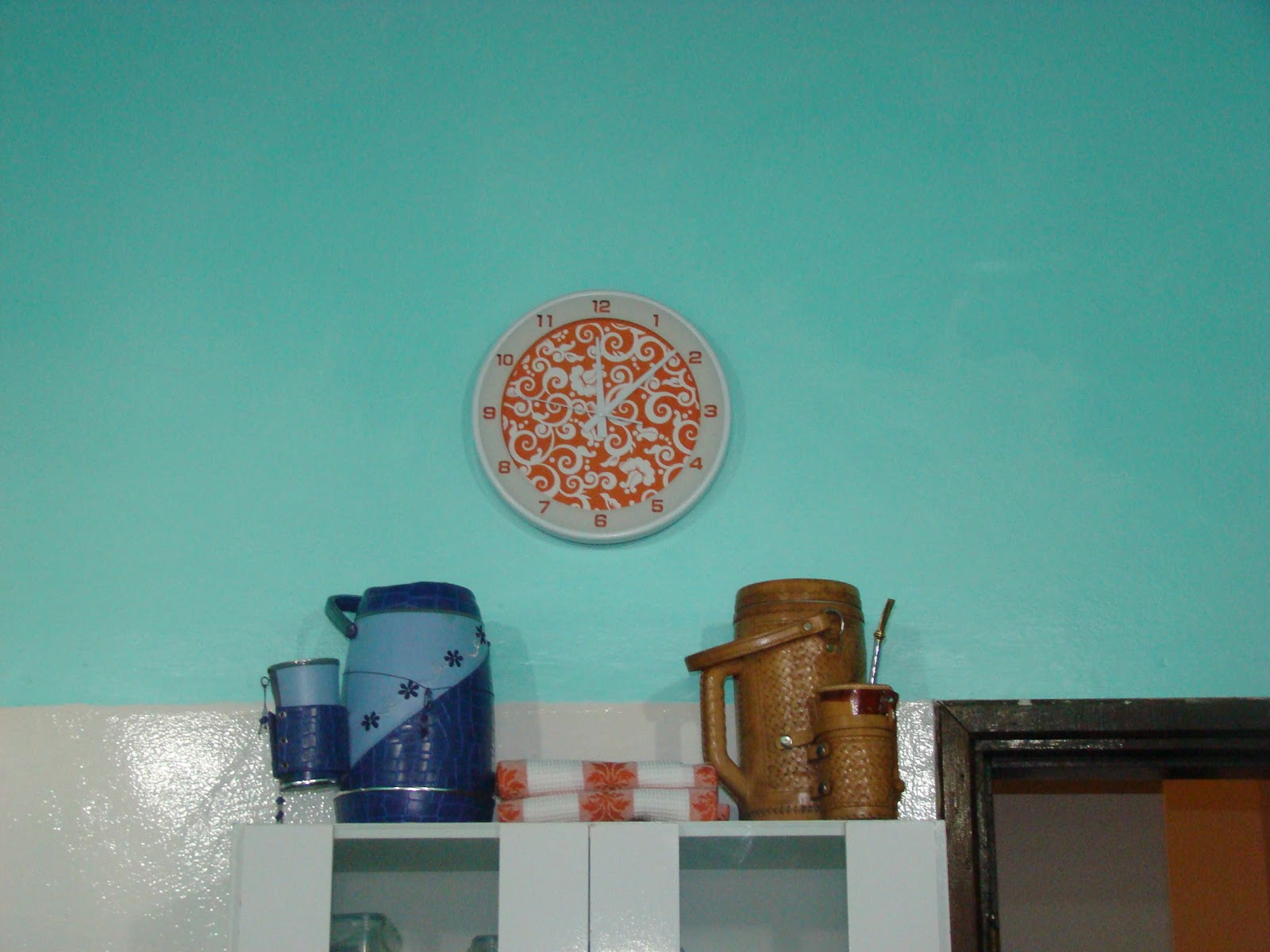 Light Turquoise Wall Paint