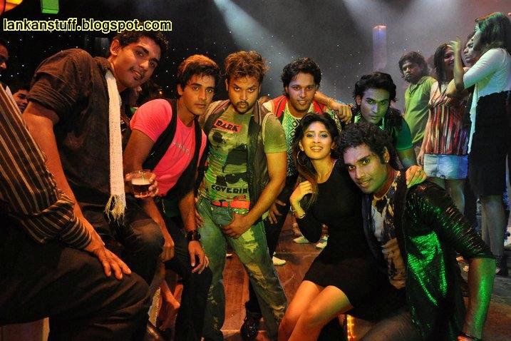 Our Lanka: Super Six Sinhala Movie making photos : new