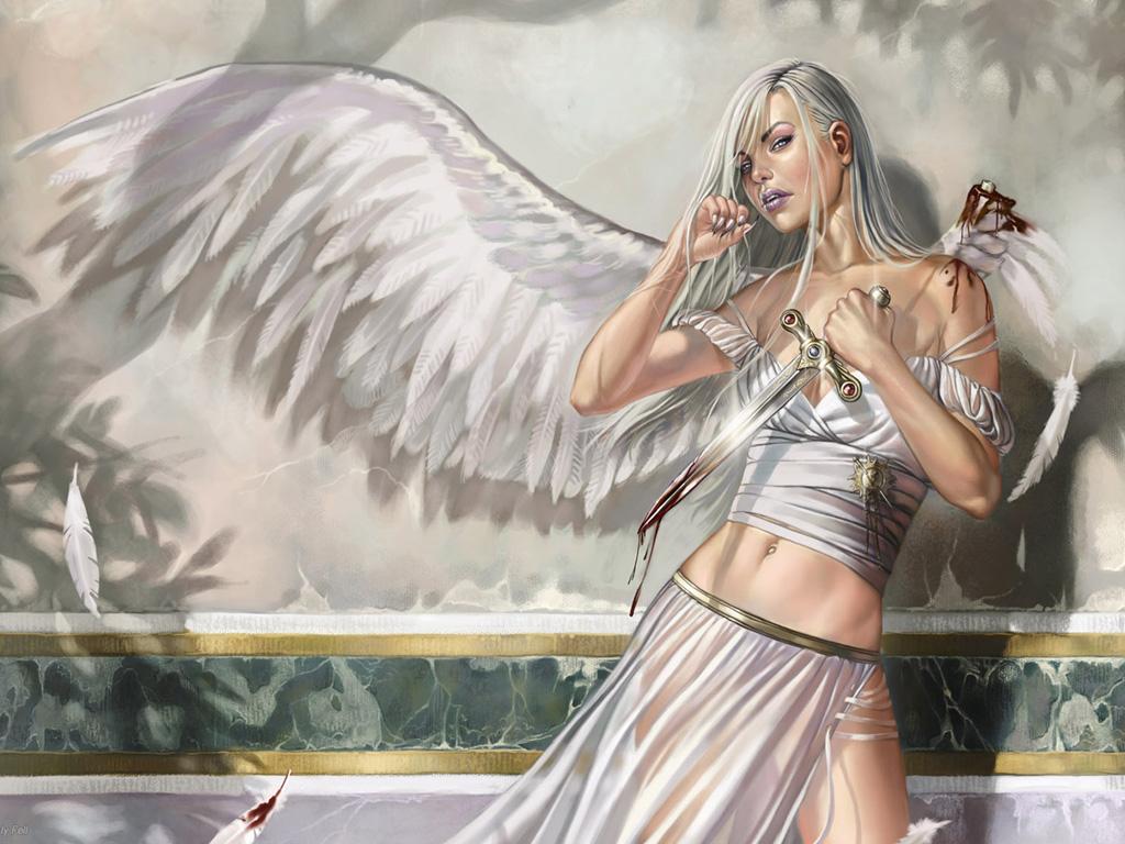 sexy fallen male angels wallpaper - photo #47