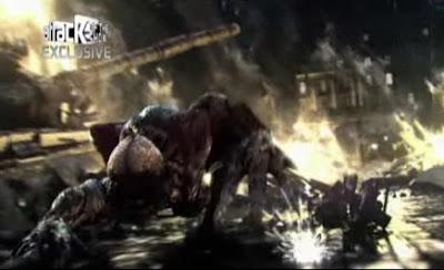 Bande annonce Resident Evil Damnation