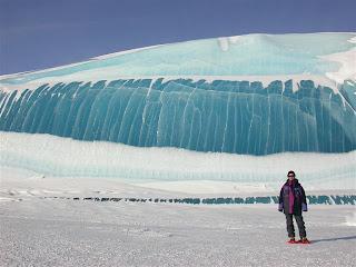 new product cb589 4d8d6 Denna bild tillsammans med tretton andra helt häpnadsväckande bilder från  Antarktis, rullade in i datorn i morse.