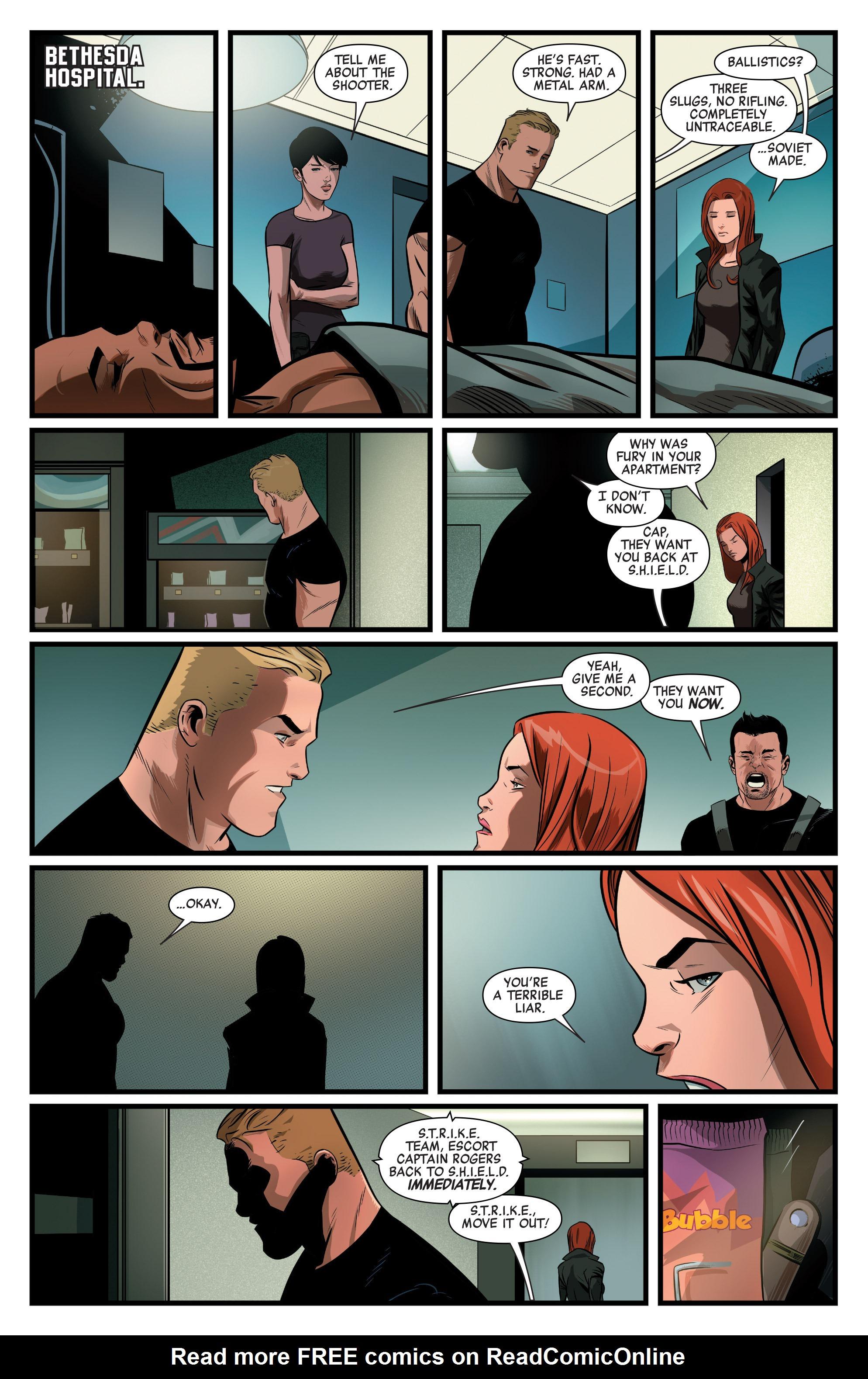 Read online Captain America: Civil War Prelude comic -  Issue #3 - 14