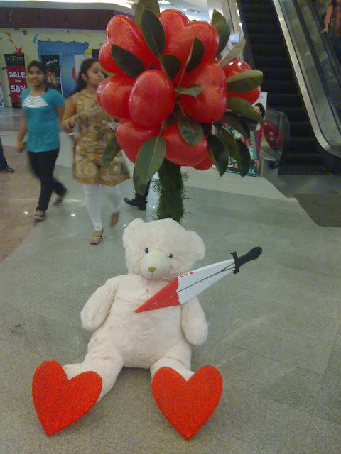 Valentine's Day Kolkata images