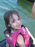J - first time out on the lake