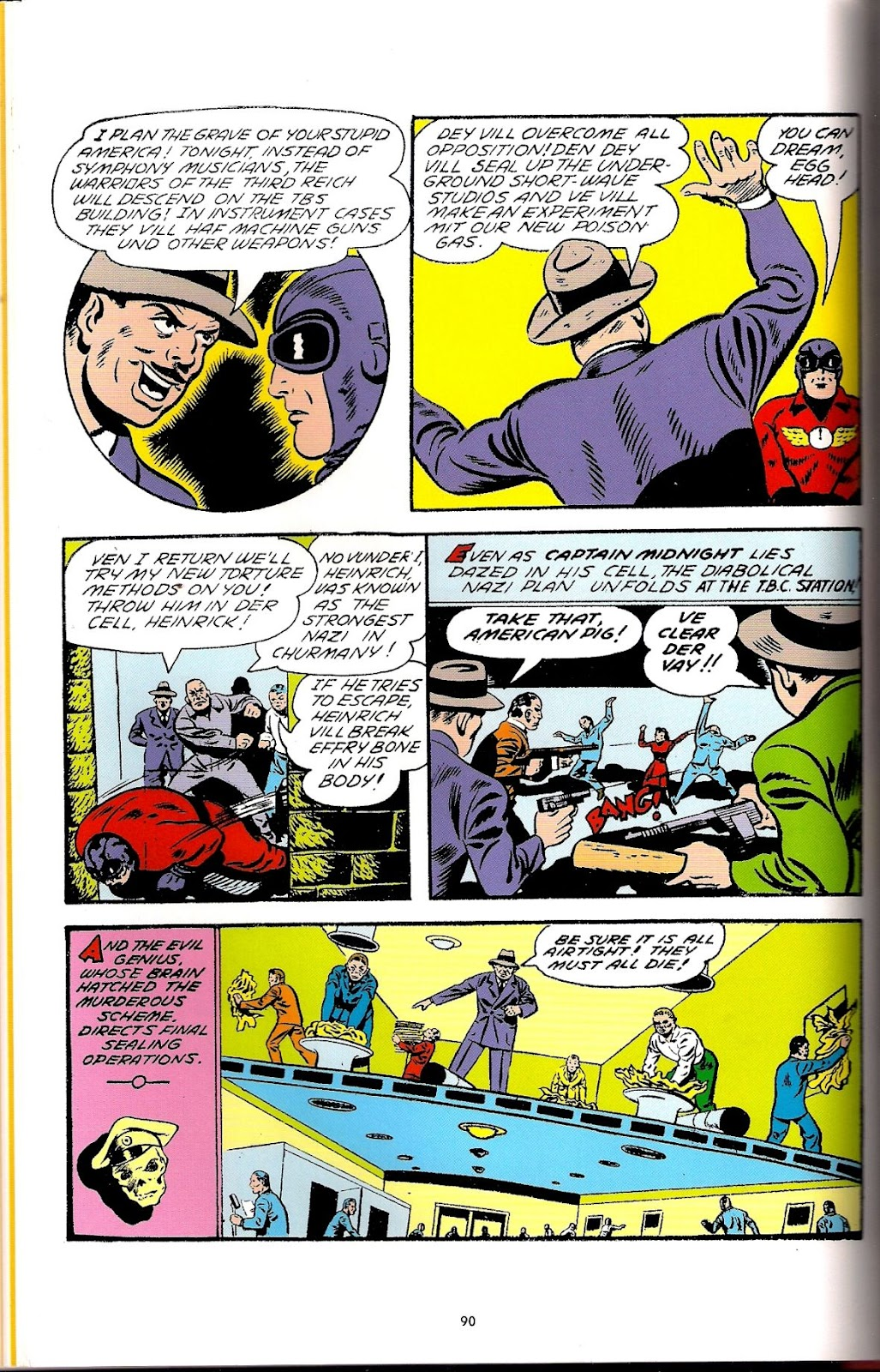 Captain Midnight (1942) issue 6 - Page 22