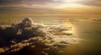 langit sore batam