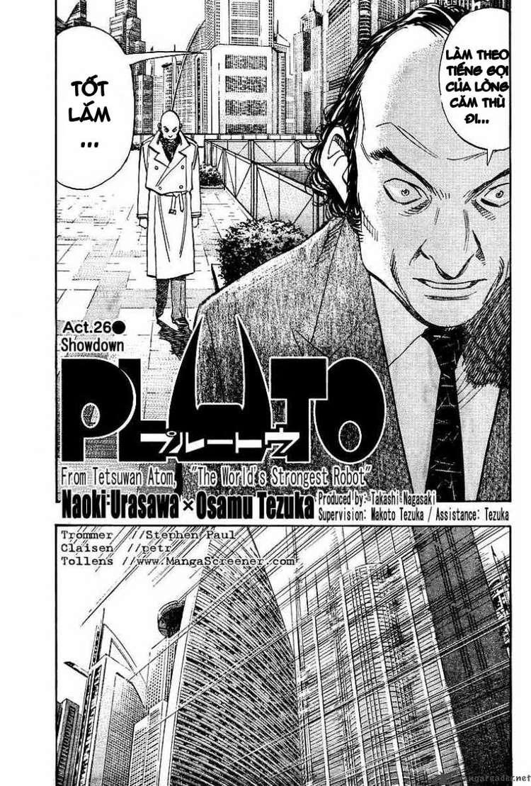 Pluto chapter 26 trang 5
