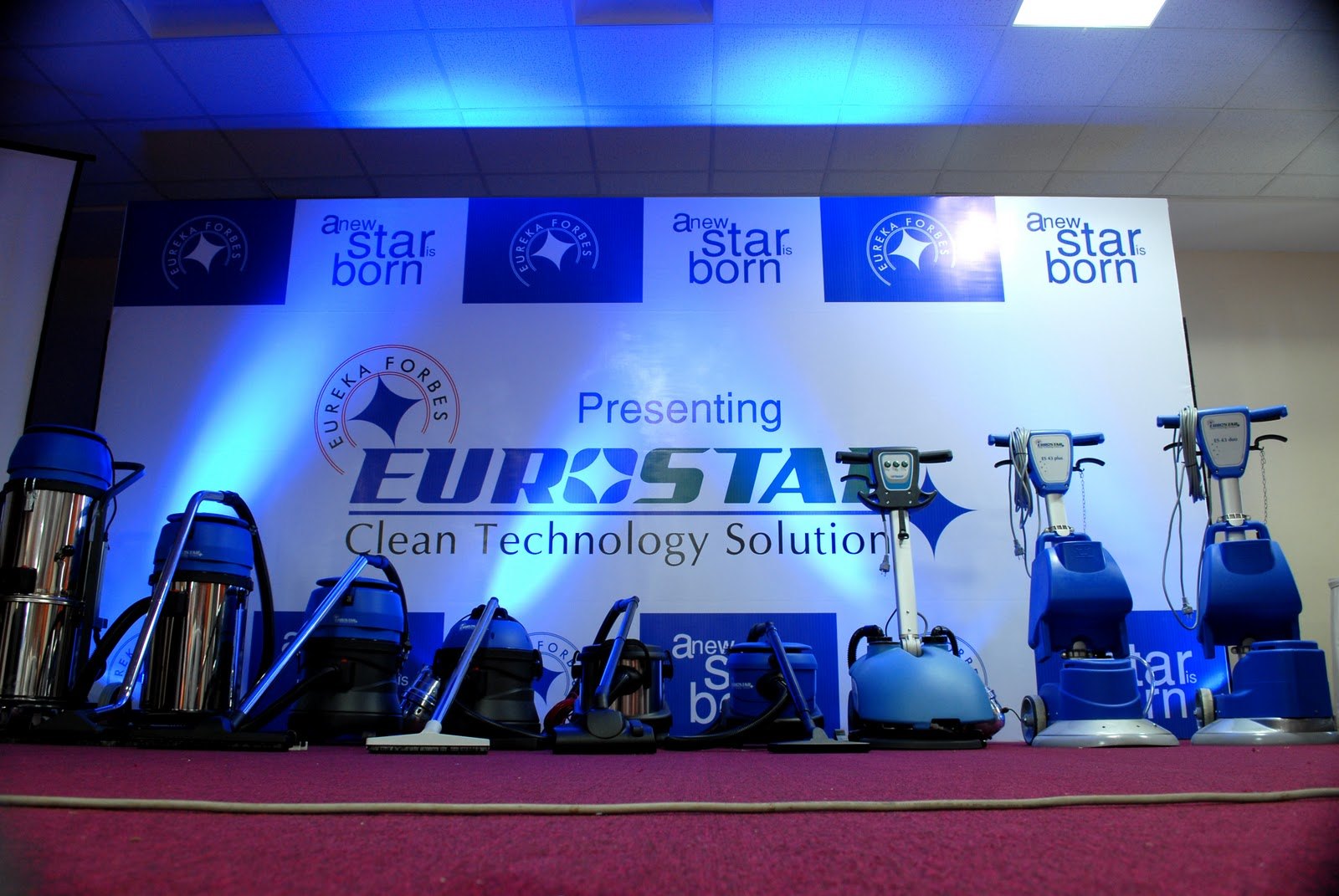 Image result for Eureka Forbes Launches the new