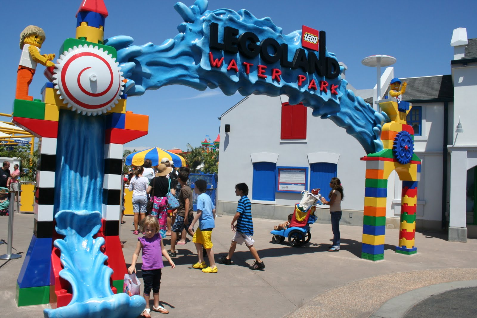 L.A. Story: Legoland California Resort Rocks Blocks and ...