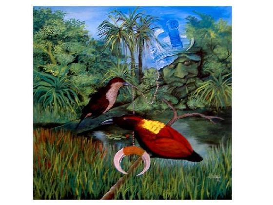 Artist Notes: (Social) Realism: Papua New Guinea Art