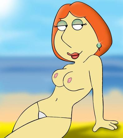 Lois griffin naked sexy good