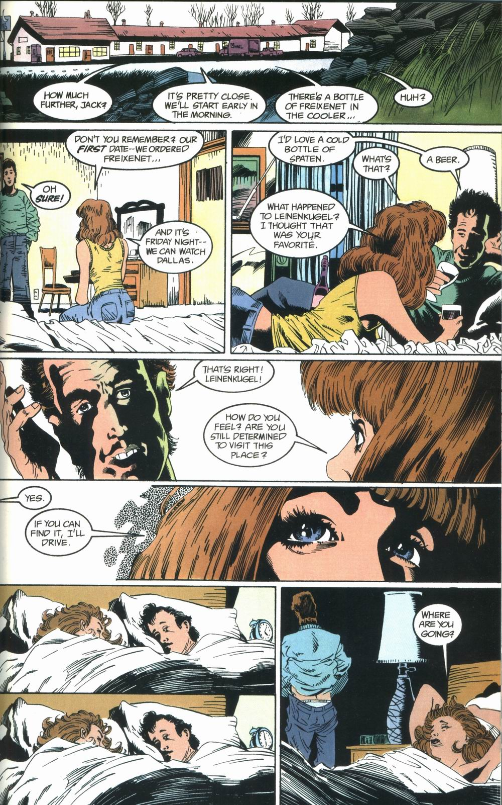 Read online Deadman: Love After Death comic -  Issue #1 - 33